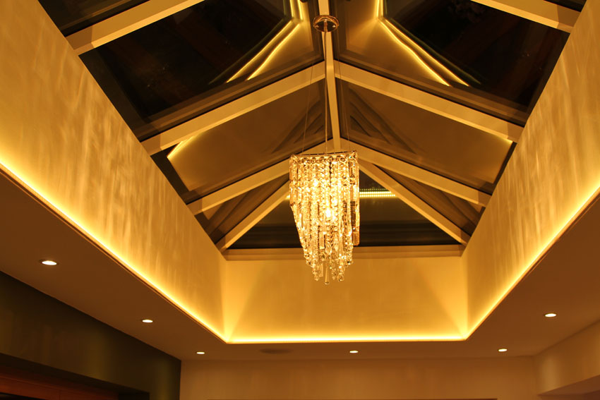 How To Choose Led Strip Lights For Covings And Cornices