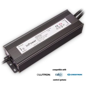 150 Watt IP-Rated Dimmable Transformer for LED Strip Lights