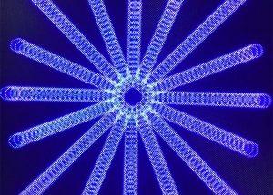 The Ultra-V-Box - pulsing UV lights