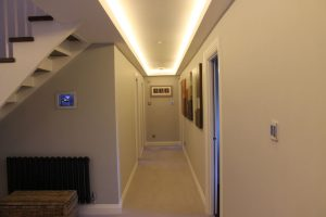 Upper-landing coving LEDs - long shot