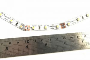 Bending LED tape with 8mm PCB (60 SMDs per metre)