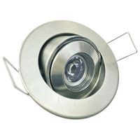 1.2-watt LED downlight - white & single-colour options