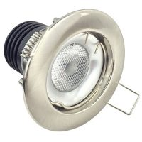 4.8-watt LED downlight - white, single-colour & colour-change options