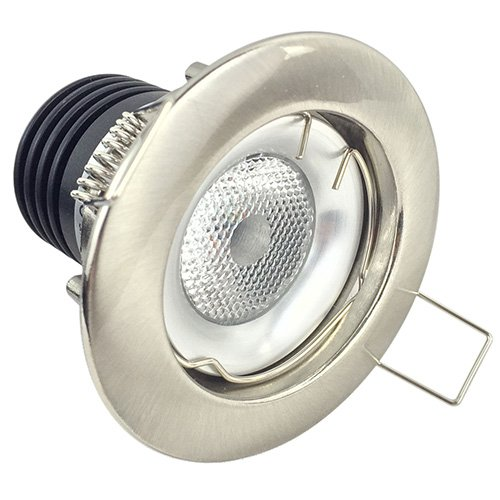 4.8 watt LED downlight - white, single-colour & colour-change options
