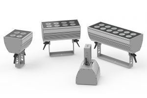 Our LED wash light range