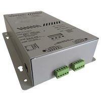 DMX power-balanced driver/receivers for LED tapes
