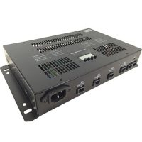 DMX All-In-One LED Driver (4x output, 16 channels)