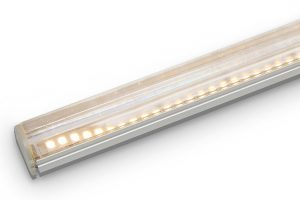 Optic-lens aluminium LED profile