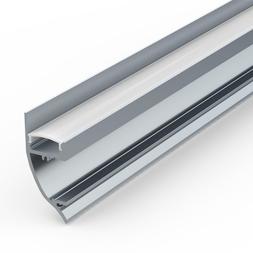 Coving Uplight extrusion for LED tapes