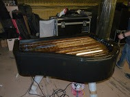 Hurts Grand Piano LEDs - construction and testing