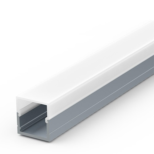 Tube Surface aluminium extrusion for LED tapes