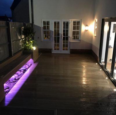 RGBW LEDs by InStyle complement Lovoglo warm-white spots