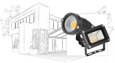 Lovoglo lighting kits are ideal for any home & garden