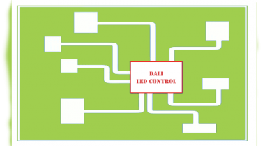 DALI enables easy networking and configuration of LED lights