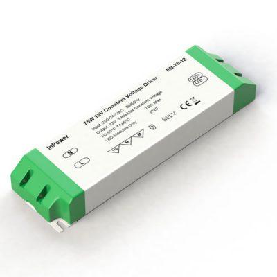 75-watt power supply for LED strip lights