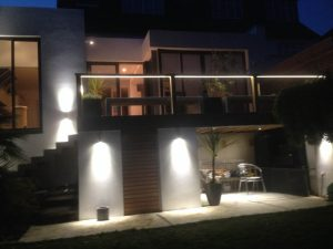 LED nightlights - attractive and secure