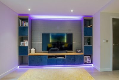 Wharf Road, Islington - InStyle LEDs used in Luxurious Interiors design