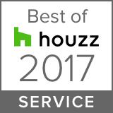 houzz award - 2017
