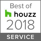 houzz award - 2018