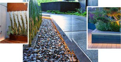 Edge a path - Modern Gardens magazine