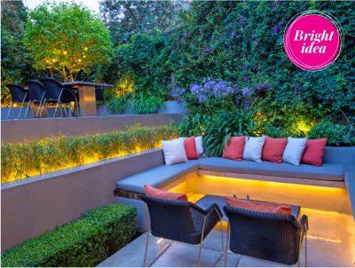 Bright idea - Modern Gardens magazine