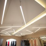 MJ Boutique, Burbage - lovely stylish lighting with InStyle LEDs