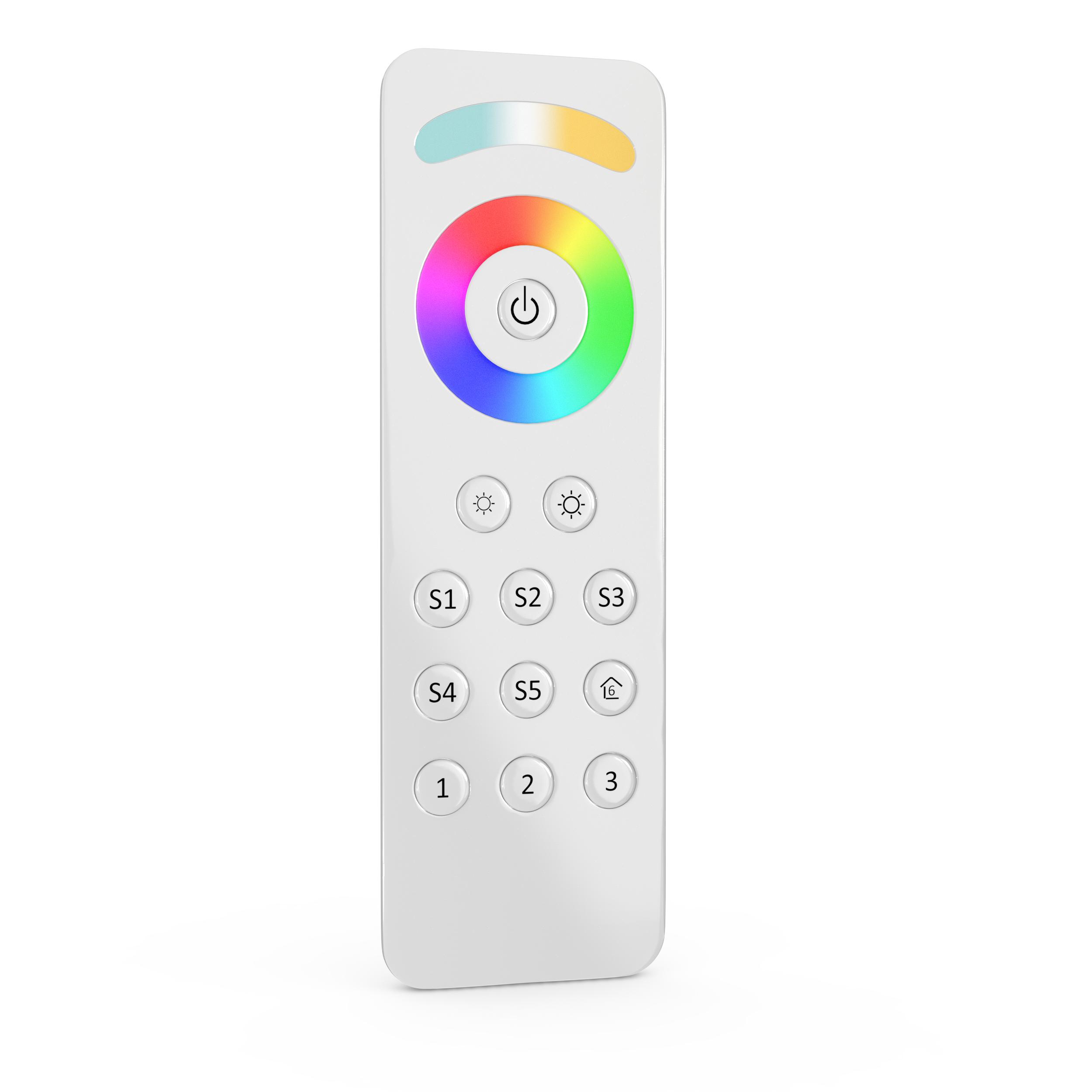RGB-RGBW multizone ZigBee LED remote controller
