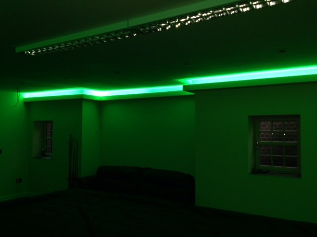 How To Install Rgb Led Strip Lights In Room